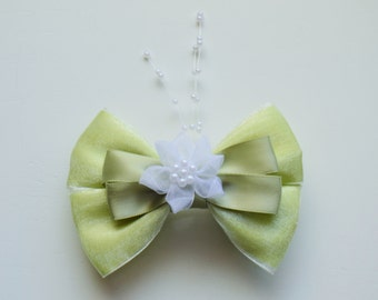 Frog Princess Bow