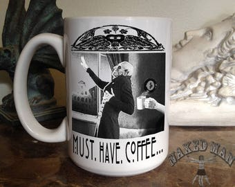 Nosferatu 15 oz Coffee Mug