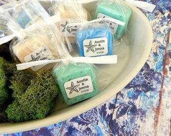 Soap Starfish Wedding Favor for Guests Beach Wedding Theme Beach Party Favor Beach Shower Favor Personalized Bridal Shower Favor Baby Shower