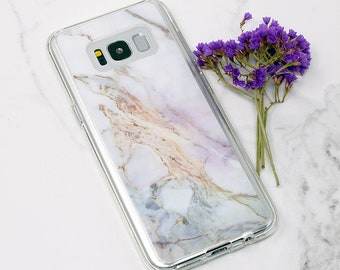 Samsung Galaxy S9 Case, Galaxy S8 Case, Phone Case, Marble, Galaxy S7 Case, Galaxy S8 Plus Case, Clear Case, Marble, Galaxy S9 Plus Case