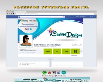 FaceBook Coverpage Design