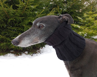 Greyhound & Galgo Snood