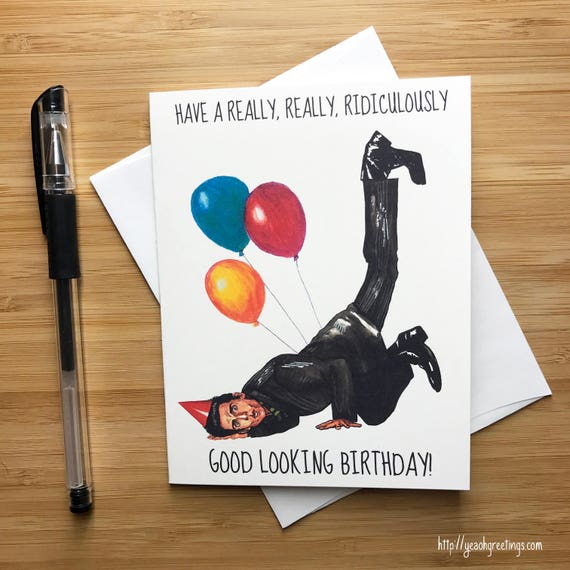 Funny Ben Stiller Birthday Card Happy Birthday Cards Ben