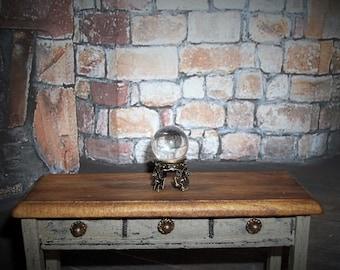 Dollhouse Miniature Crystal Ball