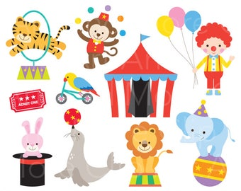 circus clipart etsy rh etsy com circus clipart black and white circus clip art free