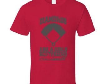 Diamonds Are A Girls Best Friend Cincinnati T Shirt