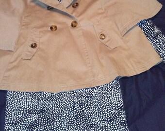 Dress and Coat Ensemble - Size 5