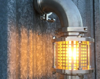 Industrial Wall Sconce Outdoor Light