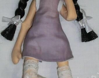 Soft Doll-Fabric doll-Lissi