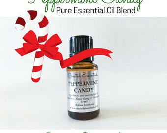 Peppermint Candy Essential Oil Blend