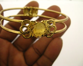 Only 11 Left-1 8x10 Gold Plated Bracelet Setting