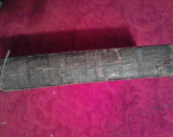 Antique Book, Sketch of the History of Spanish America