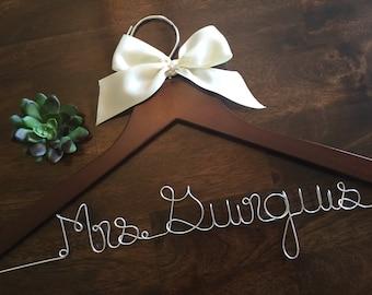 Bridal hanger | Etsy