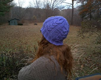 Braid Cable hat