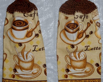 After Dinner Coffee Kitchen Towels