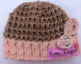 Baby Beanie - Mon Lapin