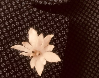 Tie PIN or buttonhole badge