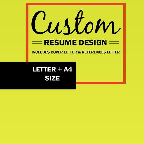 Curriculum personalizado diseño de curriculum vitae