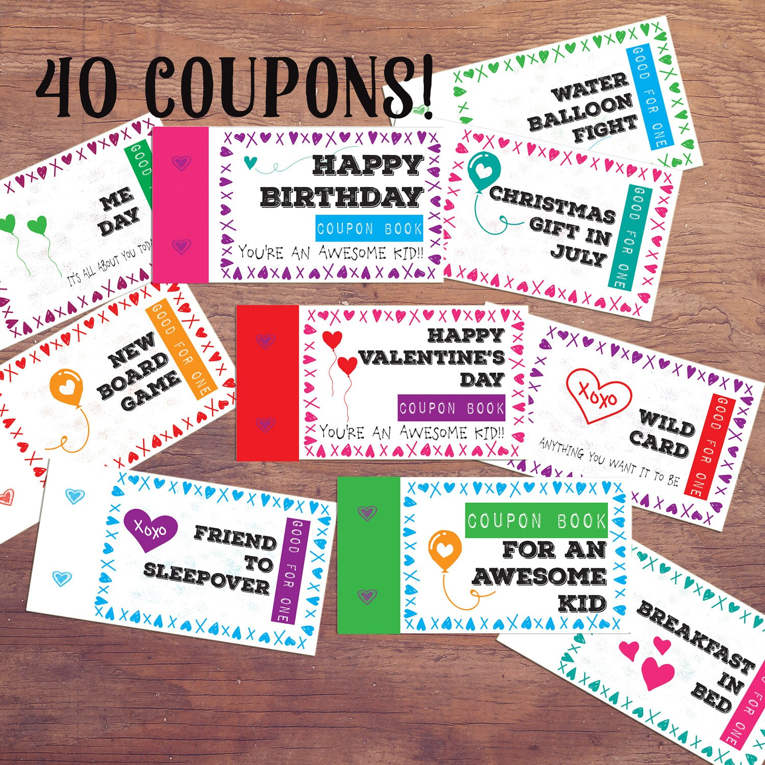 This is a graphic of Crafty Printable Coupon Book