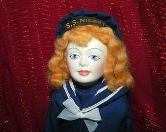 Royal Doulton Victorian Birthday Doll Collection - Thursday's Girl 1981