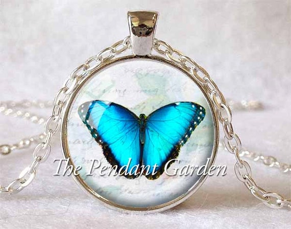 dp amazon mix necklace blue elements silver sterling with swarovski quot com pendant butterfly