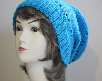 PATTERN - A Little Input Slouchie - Free International Shipping
