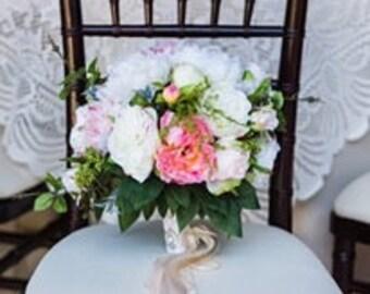 Custom Bridal and Bridesmaid Bouquets