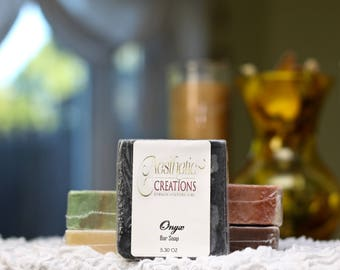 Onyx Charcoal Body Bar Soap