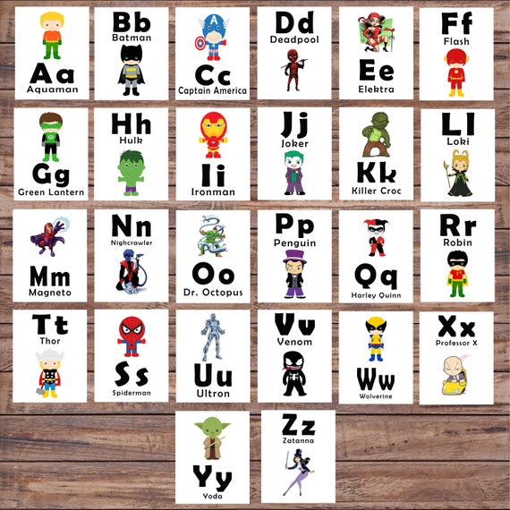It is a picture of Decisive Printable Abc Flash Cards Preschoolers