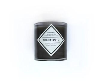 Night Swim - Soy Candle
