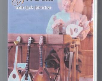 "Dolls,  ""Marketing Art Dolls,""  by Jack Johnston, DVD"
