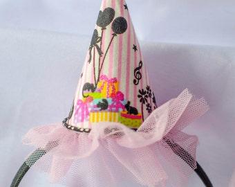 Miniature Hara Juku Party Hats