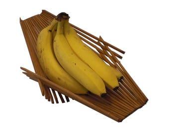 Recycled Chopstick Basket