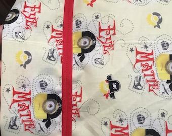 Handmade pirate minions Pillowcase