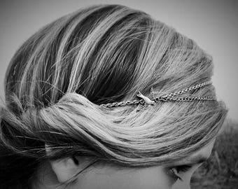 Headbandhttps://img1.etsystatic.com/193/0/15880895/il_75x75.1327742105_jq56.jpg bird, bronze, elastic string.