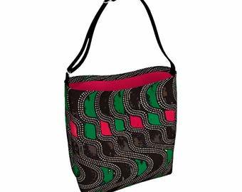 Waist Bag - Cross Body Bag - Bum Bag - Bags and Purses - Everyday Womens Bag - Canvas Messenger Bag - Messenger Bag Women - Women Hip Pouch