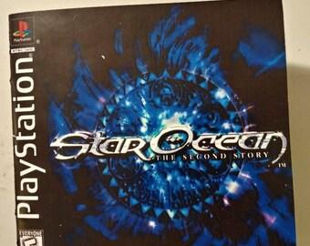 Star Ocean manual