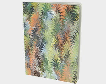 Leafy ~Marbled Journal~