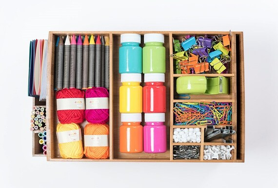 Craft Organiser, Craft Storage, Art Supply Storage, Sewing Organisers,  Craft Containers, Art Supply Organisers, Charging Station
