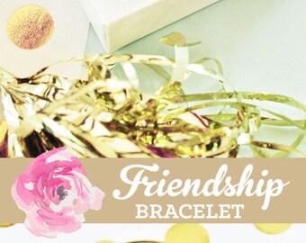 Best Friend Bracelet Friendship Bracelet Best Friend Birthday Gift Birthday Gift for Best Friend Gifts For Friends (EB3144WC) Bracelet