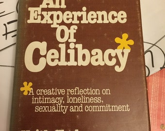 An Experience of Crlibacy 1982 vintage book