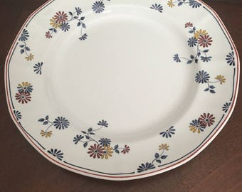 Adams Vermont Dinner Plate - Ironstone Made in England