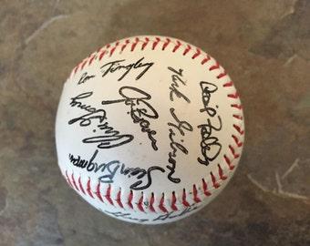 Autographed Baseball - Detroit Tigers - Baseball Memorabilia - Baseball Autograph