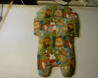 Chicco Stack High Chair Cover In Jungle Babies