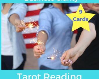 Business Planning Tarot Reading