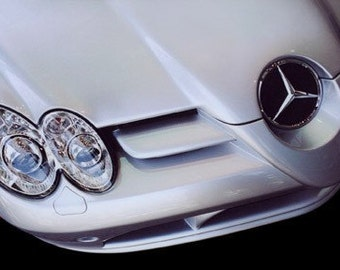 Automotive Car Art