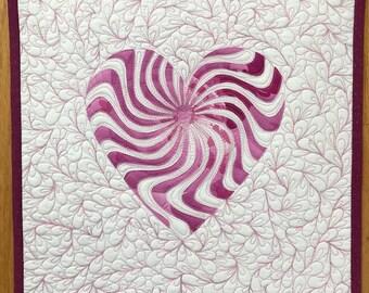 Spiraling Heart