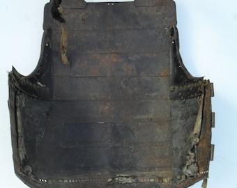 "Samurai ""Do"".. Breast plate Edo period 1603..1868 ""kusari dou"" (chest armour or cuirass)"