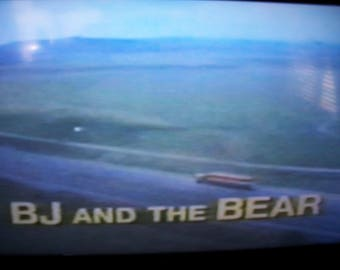 NEW B.J and The Bear 1978 Greg Evigan  Now All 50 Episodes Complete