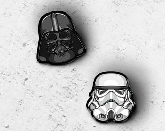 Darth Vader Pin, Storm Trooper Head Brooch. Star Wars Death Trooper Helmet. Stormtrooper Storm trooper Star Wars. Death Star.